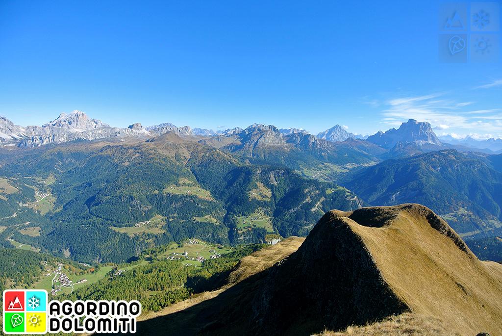 Monte Migogn Dolomiti
