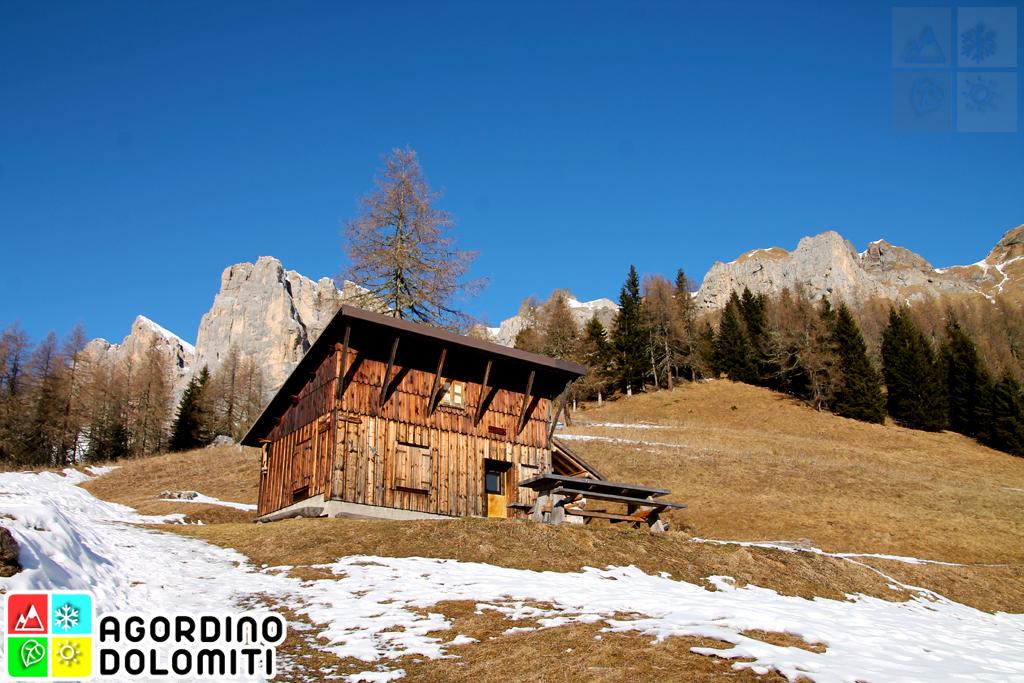 Baita Col Mont (Dolomiti)