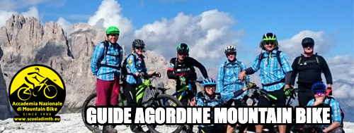 Guide MTB Agordino Bike Guides