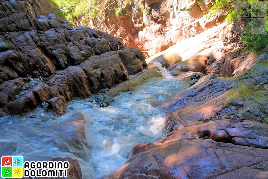Cascata delle Barezze | Falcade | Val Biois | Agordino Dolomiti