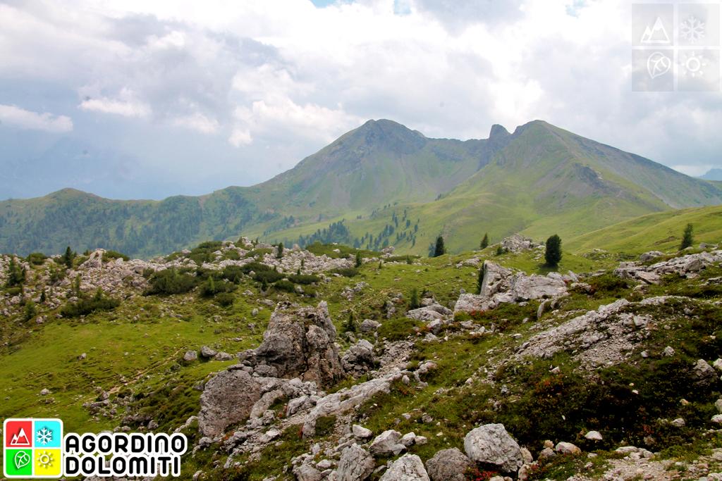Col di Lana Blutberg Dolomiti