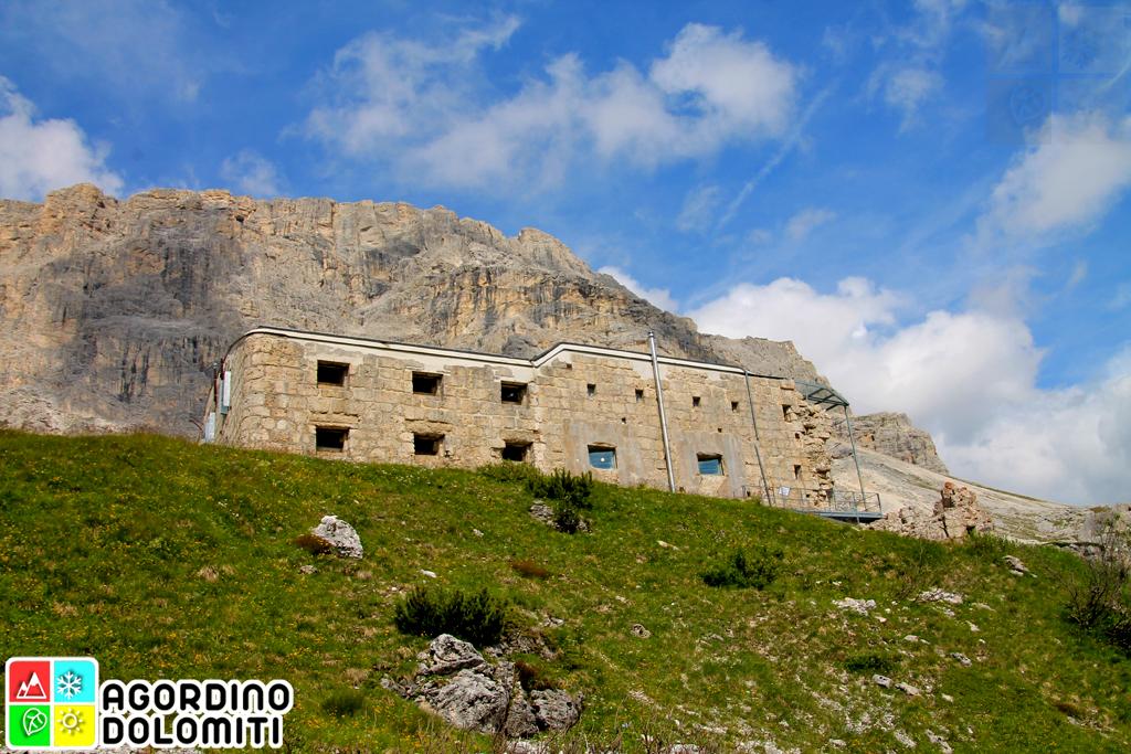 Forte Tre Sassi Valparola