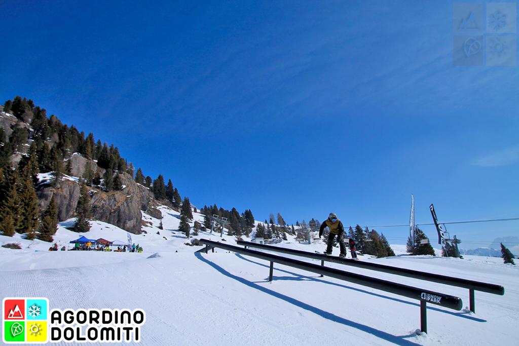 Alpe Lusia Passo San Pellegrino Falcade