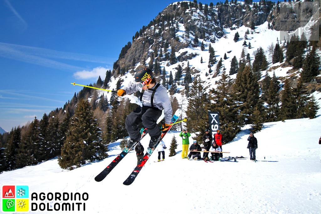 Alpe Lusia San Pellegrino Piste Aperte