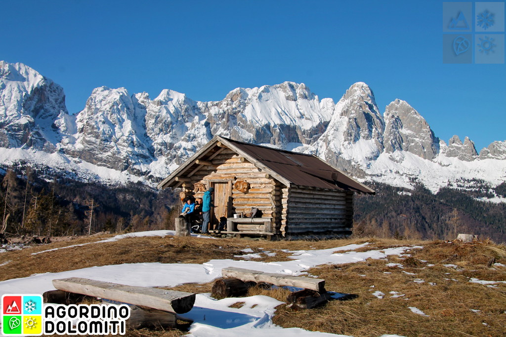 Rivamonte Agordino Dolomites