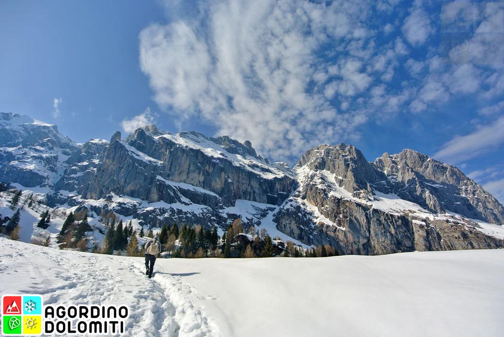 Rifugio Scarpa Gurekian Pale di San Martino Dolomiti
