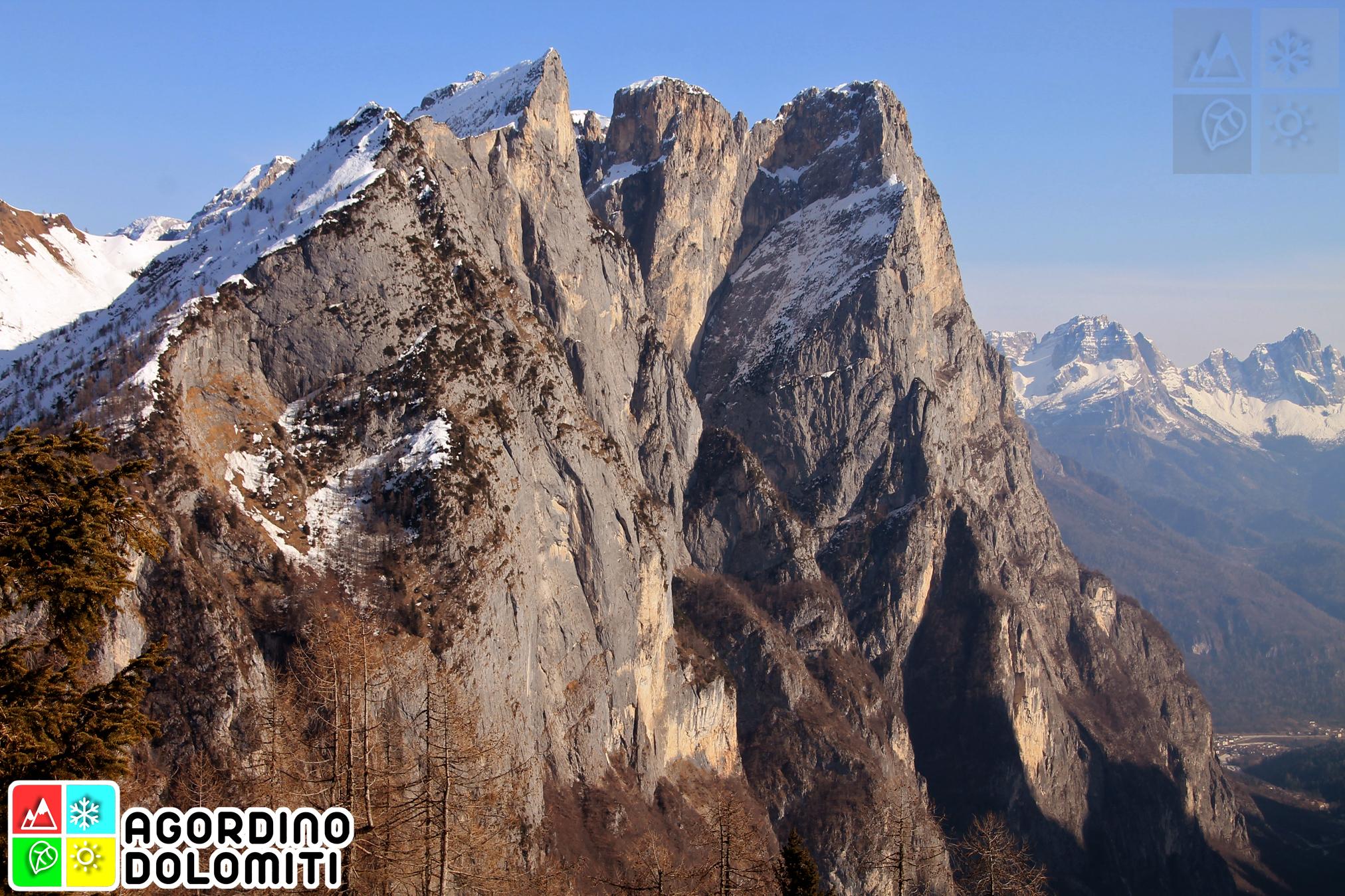 Pale di San Lucano Valle di San Lucano