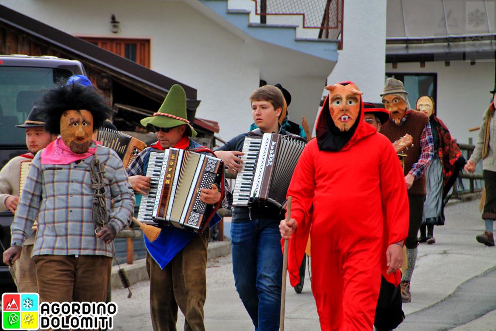 Olt da Riva Carnevale Dolomiti