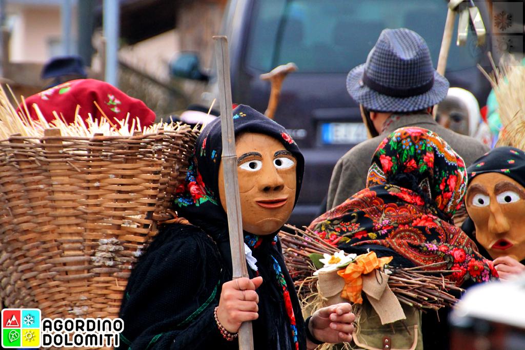 Carnevale in Agordino Dolomiti