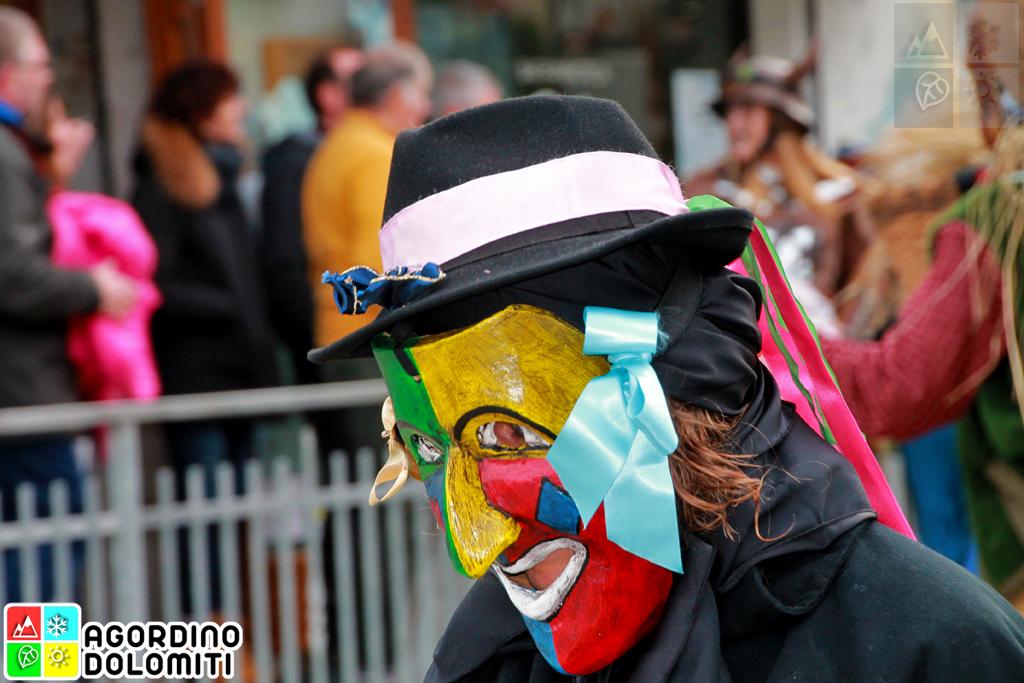 Carnevale in Agordino