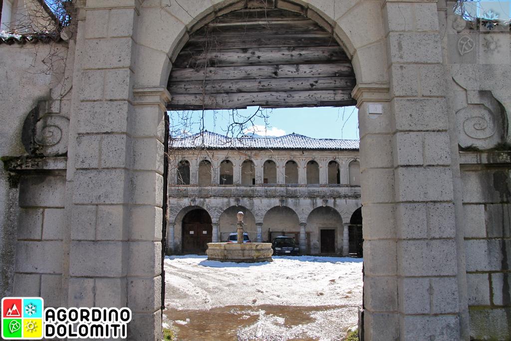 Palazzo Crotta De Manzoni Agordo Dolomiti