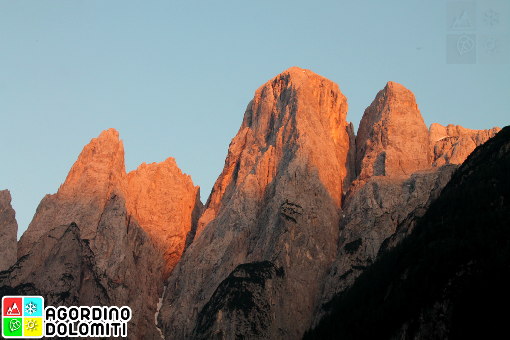 Le Dolomiti in Agordino