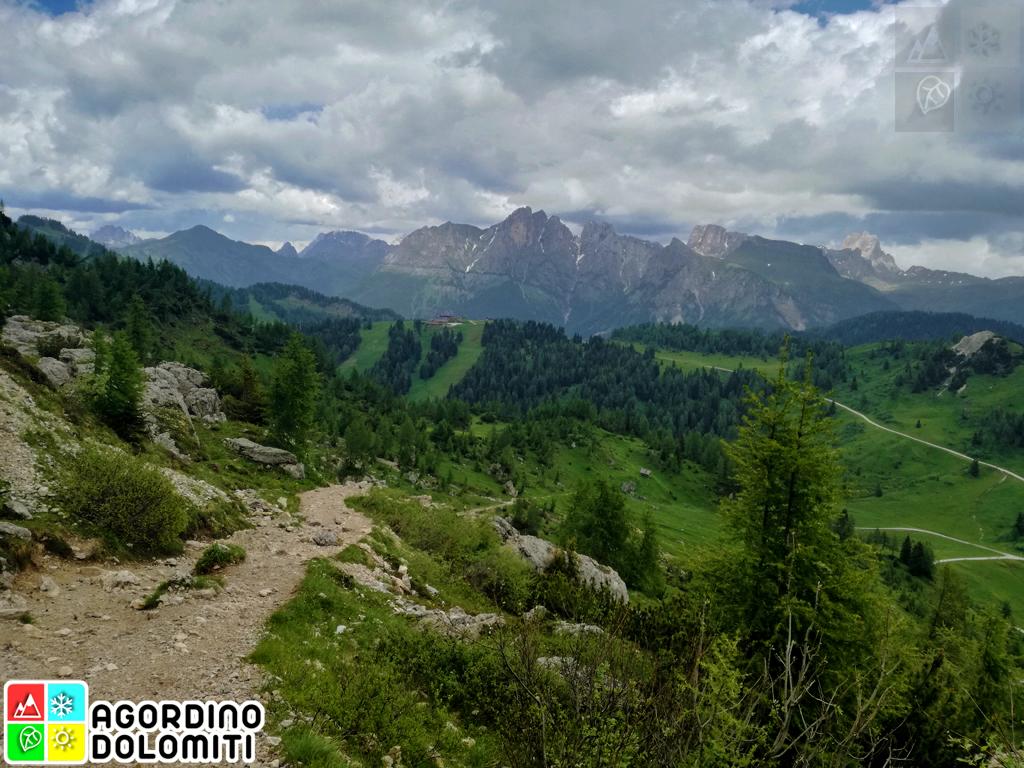 Col dei Baldi Ski Civetta Alleghe Dolomiti