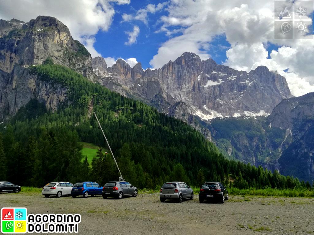 Piani di Pezzè Dolomiti