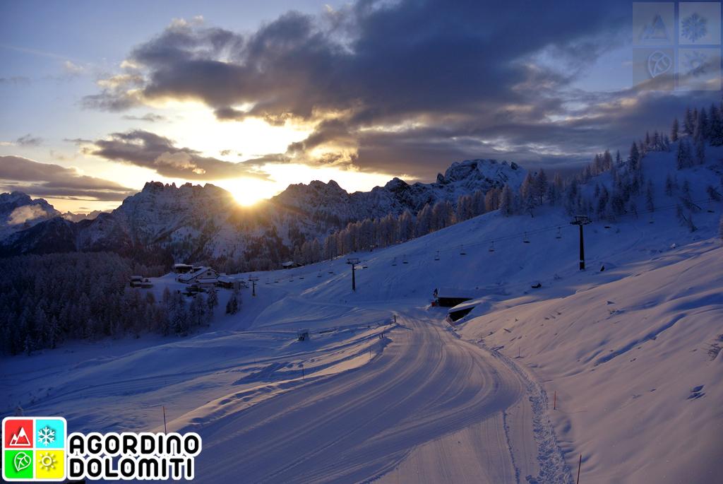 Rifugio Laresei Falcade Dolomiti