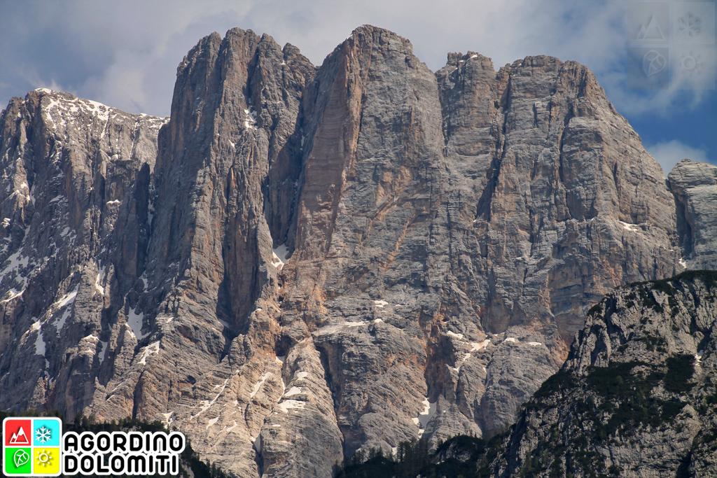 Dove sono le Dolomiti