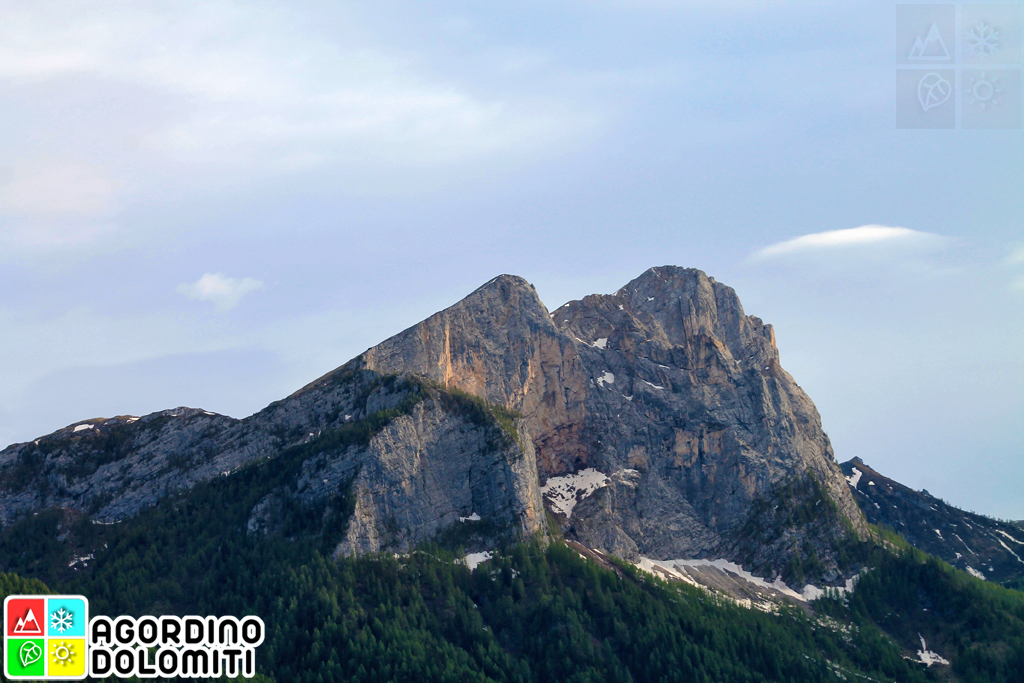Sasso Bianco Dolomiti UNESCO