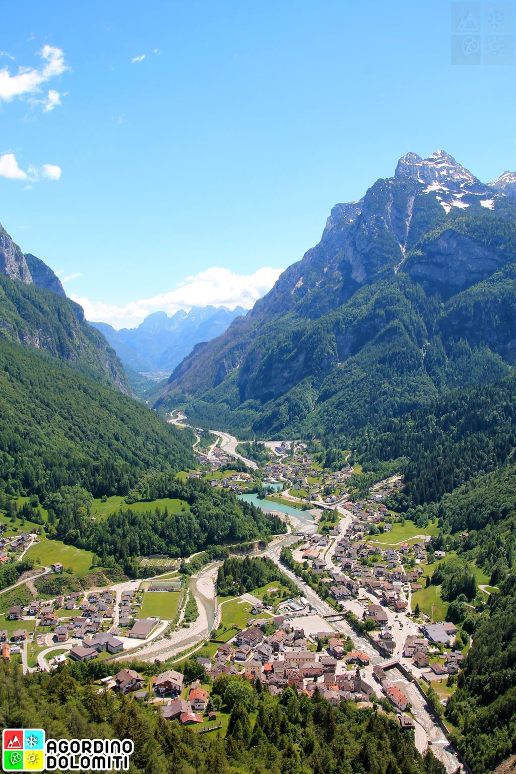 Cencenighe Agordino Dolomiti
