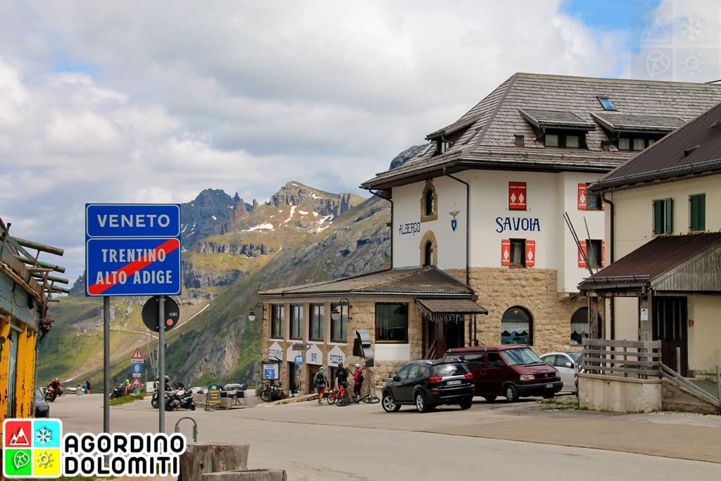 Passo Pordoi Dolomiti