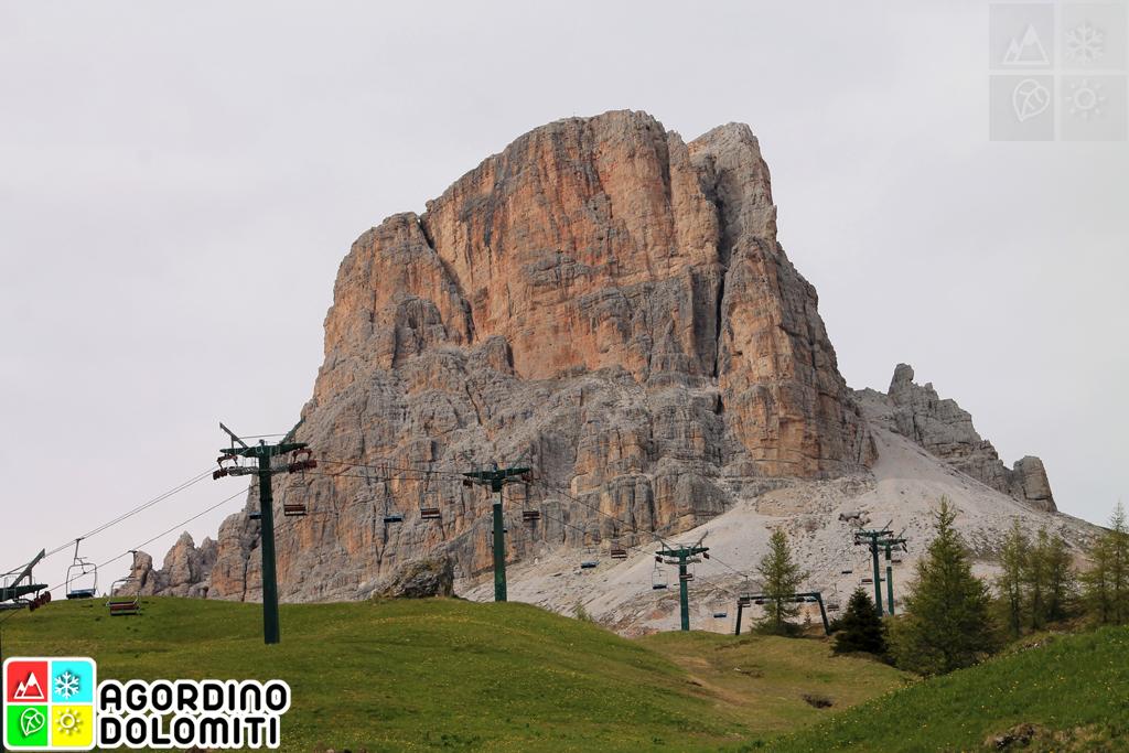 Gruppo del Nuvolau Dolomiti
