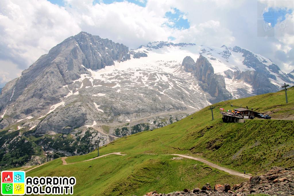 Rifugio Padon Marmolada Dolomiti