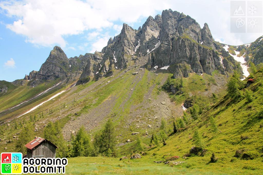 Valle di Fodom Agordino Dolomiti