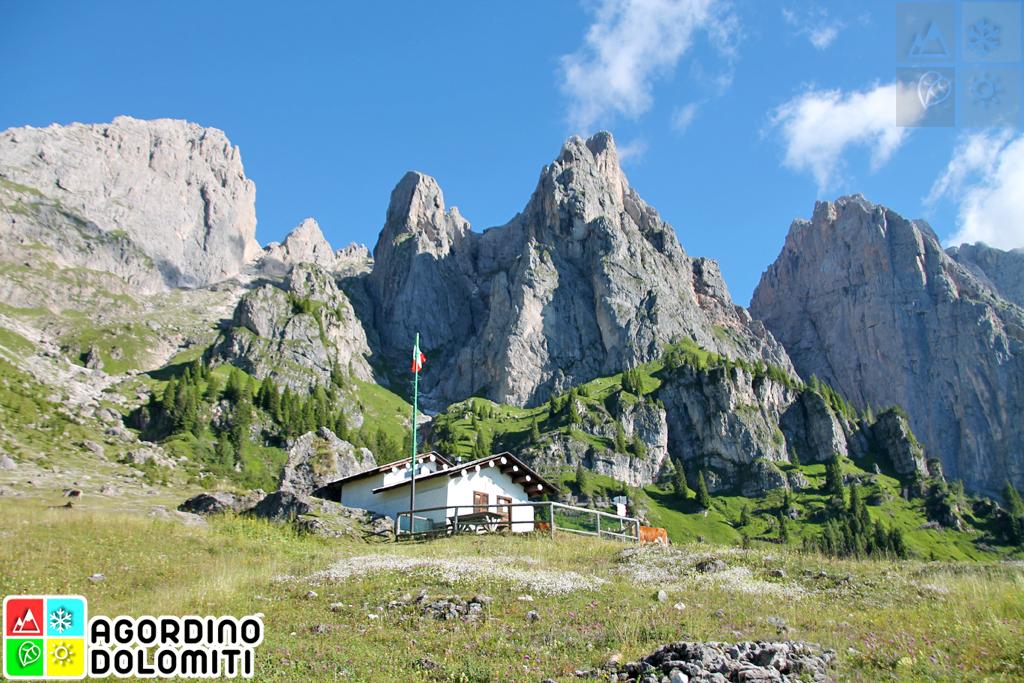 Bivacco Menegazzi Dolomiti