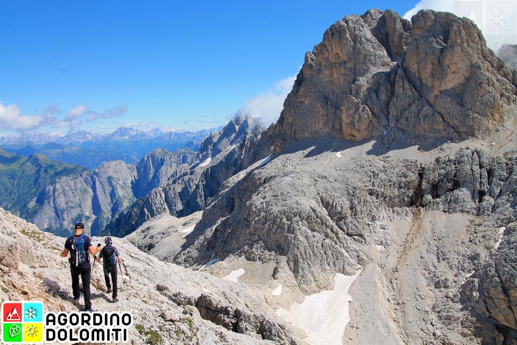 Croda Granda | Pale di San Martino | Agordino Dolomiti