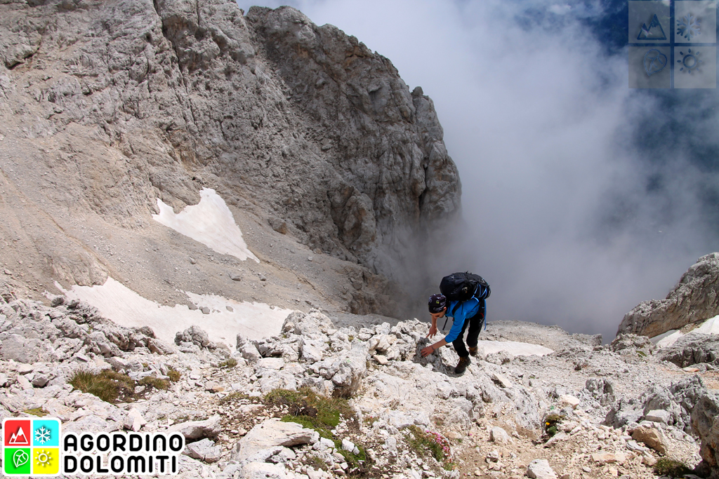 Croda Granda Dolomiti