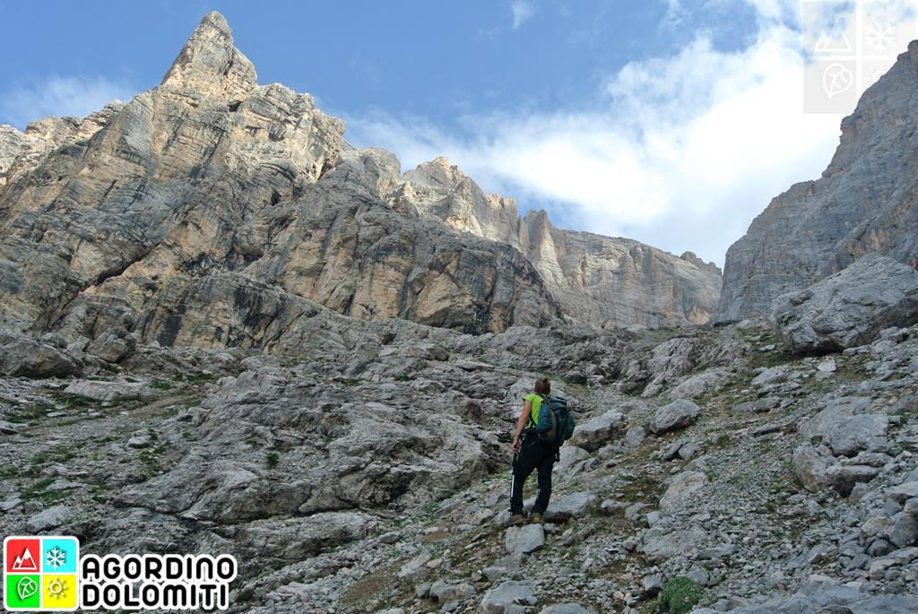 Val dei Cantoni Civetta Dolomiti
