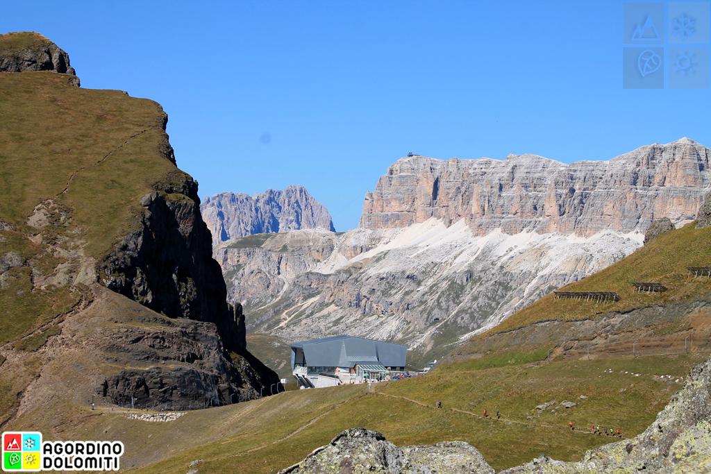 Rifugio Luigi Gorza a Portavescovo (Arabba) Dolomiti