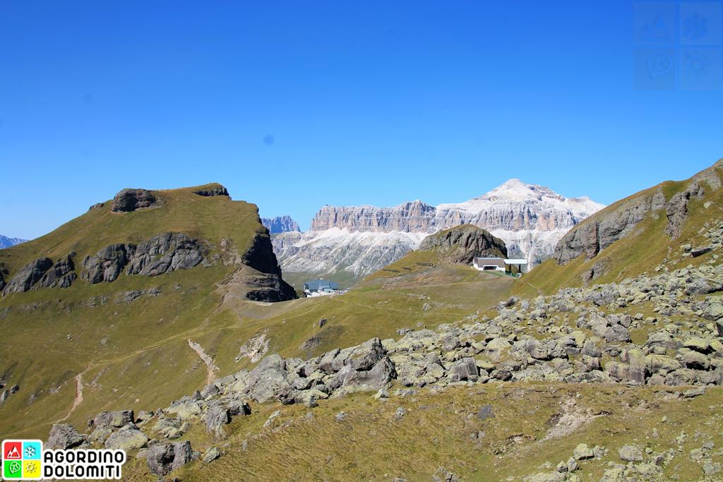 Catena del Padon (Dolomiti)
