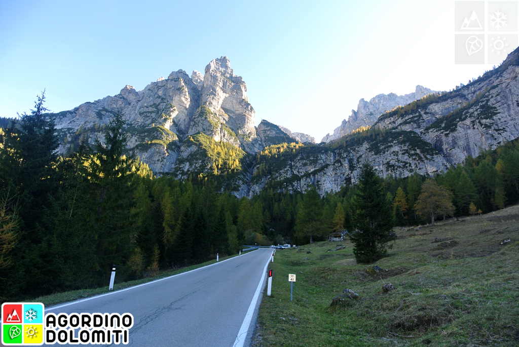 Pian de Calleda Passo Duran Agordino Dolomiti