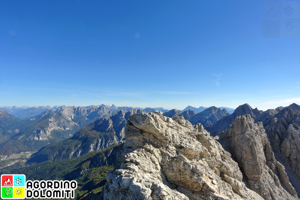 Cima San Sebastiano Dolomiti
