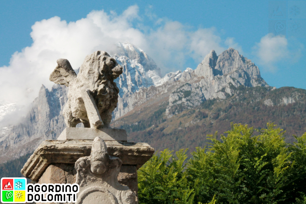 Conca Agordina Dolomiti UNESCO