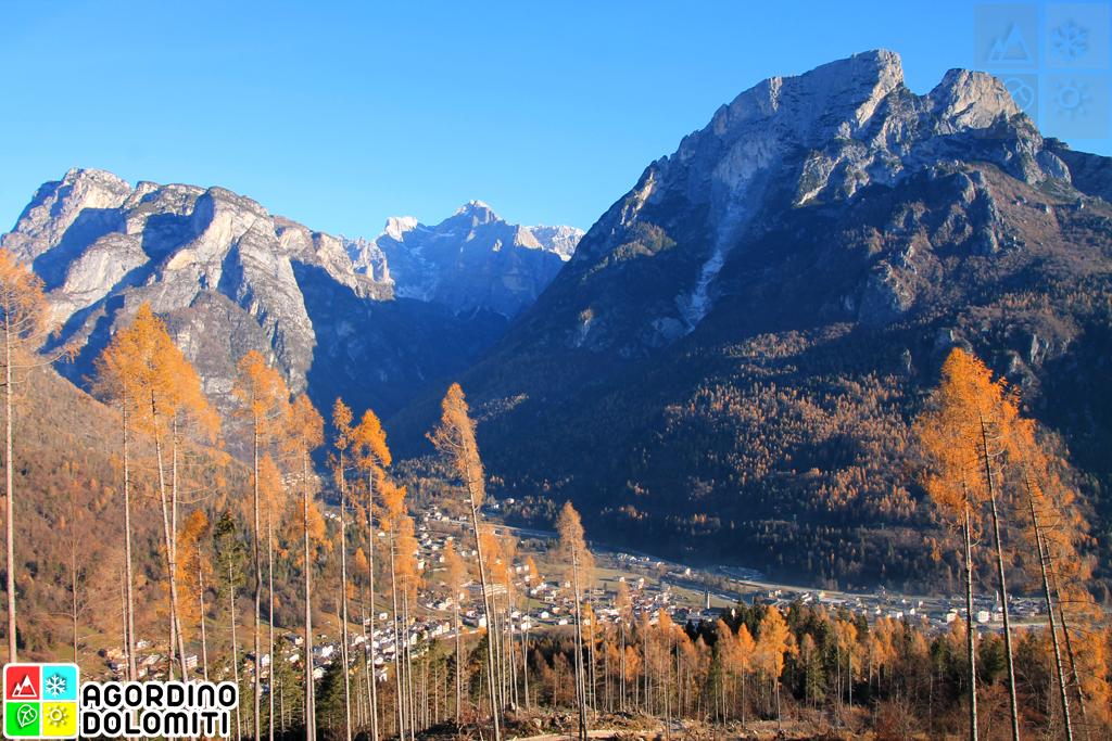 Taibon Agordino - Fason - Rifugio Scarpa Gurekian (Sentiero CAI 769) | Emozioni autunnali in Agordino, Cuore delle Dolomiti | Agordino Dolomiti