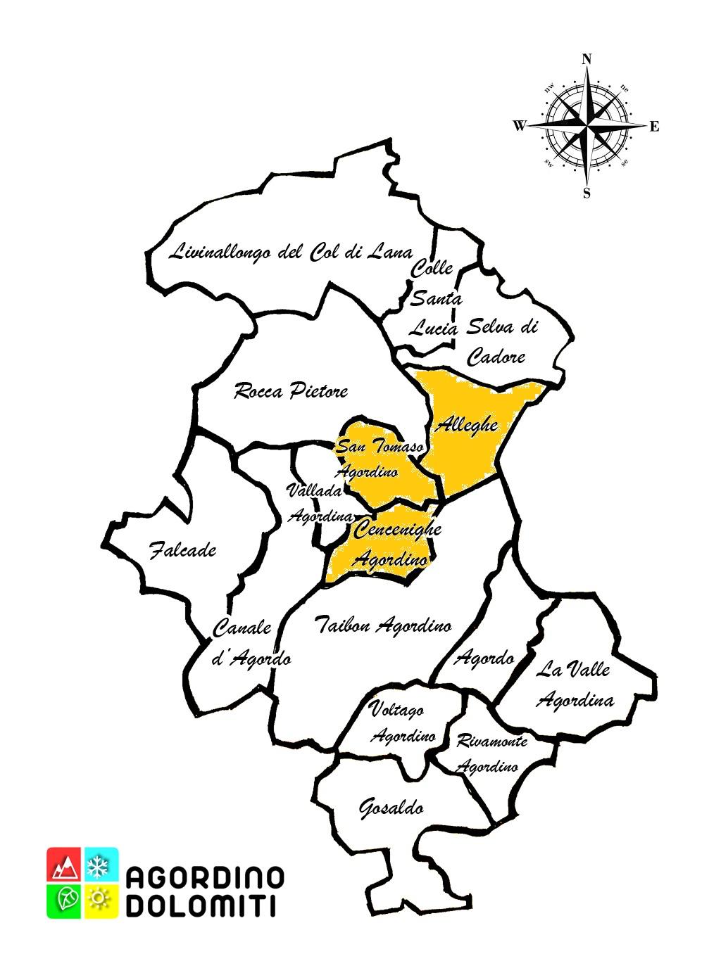 Val Cordevole Dolomiti