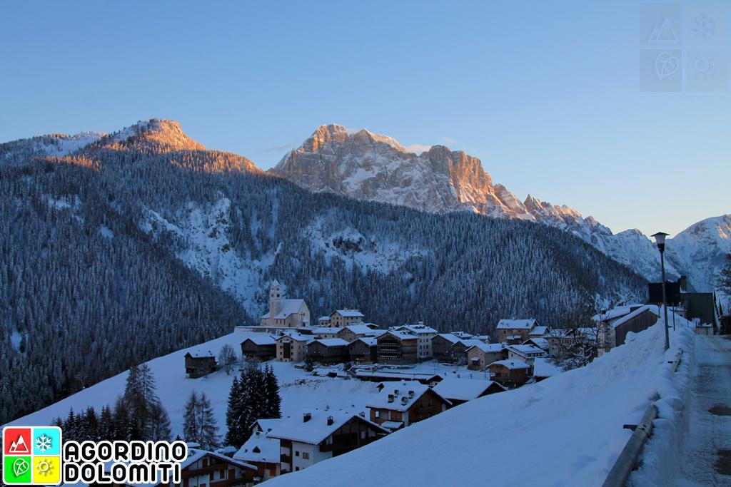 Colle Santa Lucia Dolomiti