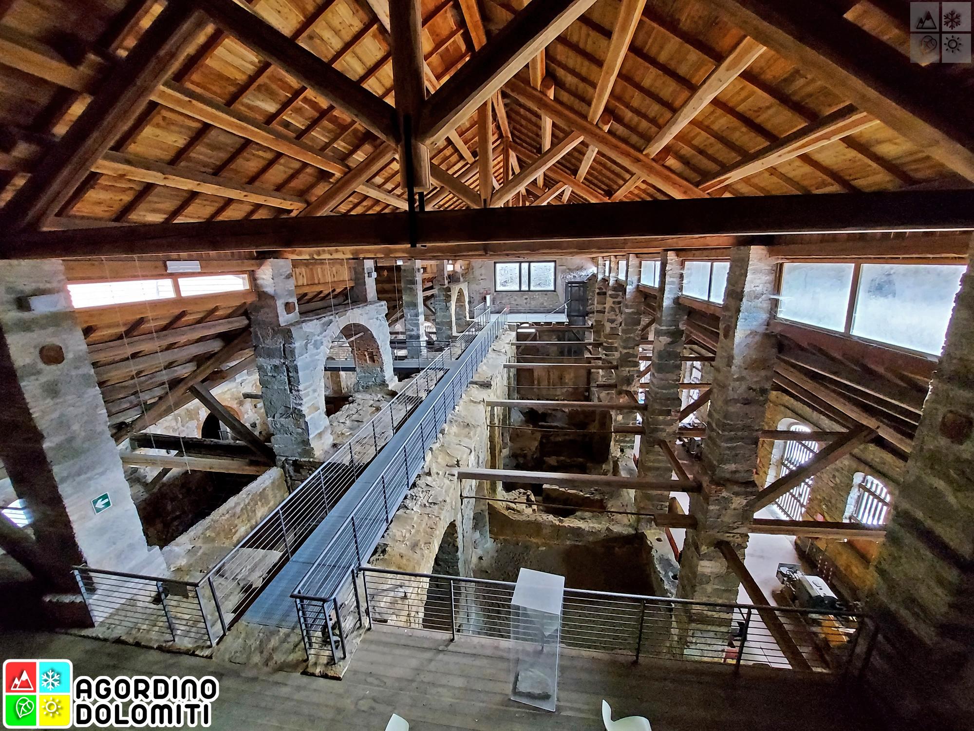 Centro Minerario di Val Imperina - Dolomiti UNESCO